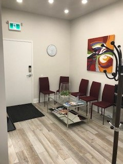 counselling waiting room